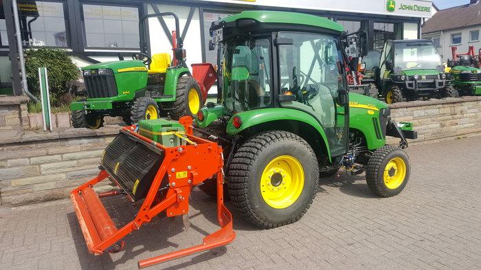 Mieten                                          Bodenbearbeitungsmaschinen:                     Wiedenmann - Terra Slit Tiefenlockerer  (mieten)