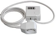 Heiztechnik: SBN - Thermostat mit Schukostecker  (Trockenraum)