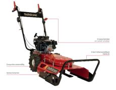 Hochgrasmäher: Tielbürger - t500 Hochgrasmäher (Honda GXV 160)