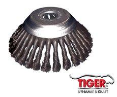 Motorsensen: Tiger - Unkrautbürste