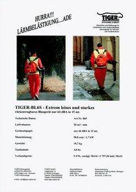 Laubbläser: Makita - BHX 2501