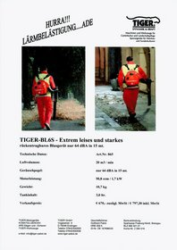 Laubbläser: Makita - DUB 361 Z