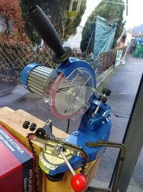 Angebote  Profisägen: Kettenschärfgerät - Timber Force - Professionell Sägeketten schärfen mit hoher Präzision und so günstig, profiTabel und effizient wie nie zuvor (Aktionsangebot!)