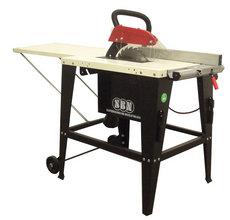 Tischsägen: SBN - Tischkreissäge TKSVB 400 Volt