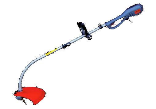 Rasentrimmer:                     Tiger Pabst - Tornado 1000