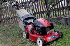 Gebrauchte  Benzinrasenmäher: Toro - Toro tx159 GTS (gebraucht)