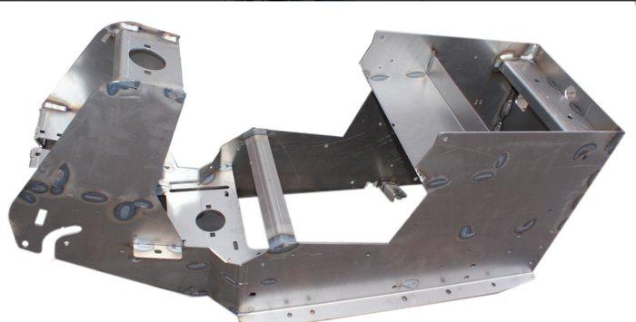 solide Stahlkonstruktion