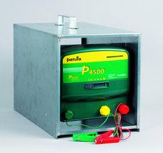 Akkugeräte: Patura - P6000 Weidzaungerät 12V + 230V