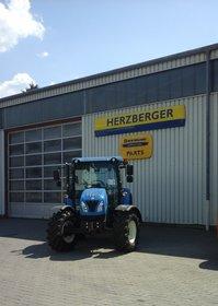 Traktoren:                         New Holland - Traktor 65 Ps von New Holland T4.65 S