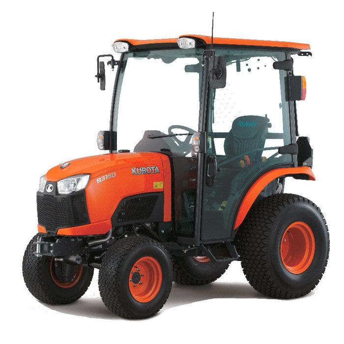 Gebrauchte                                          Kommunaltraktoren:                     Kubota - Traktor B3150 (400) (gebraucht)
