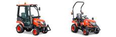 Kommunaltechnik: Kioti - Traktor CS2610