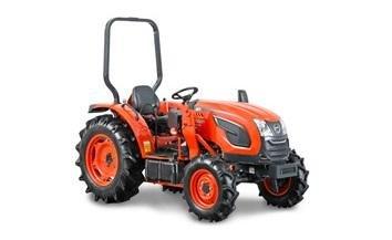 Kommunaltechnik:                     Kioti - Traktor DK4510 HSR