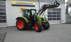 Gebrauchte  Traktoren: Claas - Traktor Schlepper Claas Ares 557 ATZ (gebraucht)