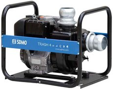 Frisch- und Schmutzwasserpumpen: SDMO - ST 2.36 H