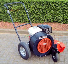Kommunaltechnik: Trilo - Trilo SU60PTO Saugeinheit