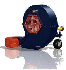 Kommunaltechnik: Trilo - Trilo BL 960 Laubbläser