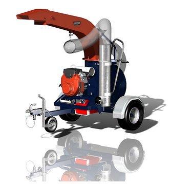Kommunaltechnik:                     Trilo - Trilo SU60 Saugeinheit
