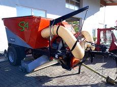 Sauger:                             Stihl - SE 122 E