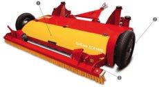 Rasenpflege: SMG Sportplatzmaschinenbau - TurfCare TCA1400