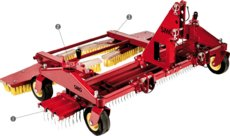 Rasenpflege: SMG Sportplatzmaschinen - TurfTuner TT1600