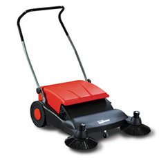 Kehrmaschinen: Tielbürger - tk36 (Honda GCV135)