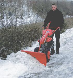 Der ideale Helfer im Winterdienst
