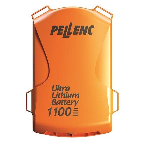 Modell ULiB 1100: Typ Li-Ion; Gewicht 5,9 kg; Ø Lebensdauer in Zyklen 800 -1200; Ladedauer 12 Stunden; 2,2-A-Ladegerät; Schnellladegerät; Traggeschirr