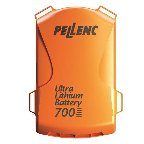 Modell ULiB 700: Typ Li-Ion; Gewicht 5,5 kg; Ø Lebensdauer in Zyklen 800 -1200; Ladedauer 8 Stunden; 1,2-A-Ladegerät; Schnellladegerät; Traggeschirr