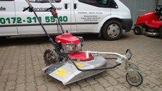 Mieten Benzinrasenmäher: Honda - UM 616 Hochgrasmäher (mieten)