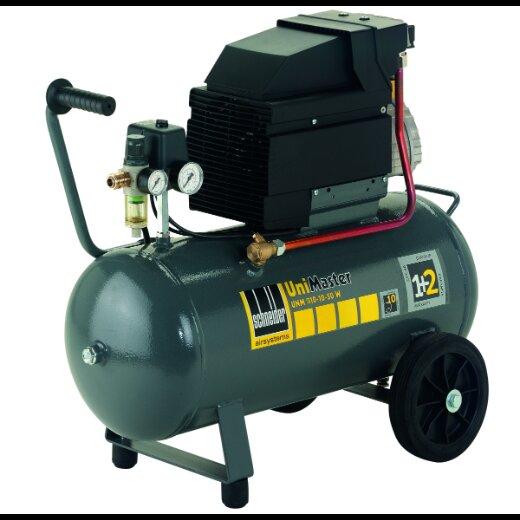 Druckluftkompressoren:                     Schneider Airsystem - UNM 310-10-50 W Kompressor