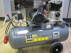 Kolbenkompressoren: Schneider  - UNM 210-8-25 WXOF