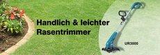 Rasentrimmer: Wolf-Garten - GTE 830 + GT-F 5