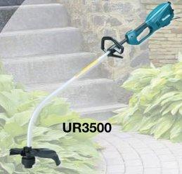 Rasentrimmer:                     Makita - UR3500