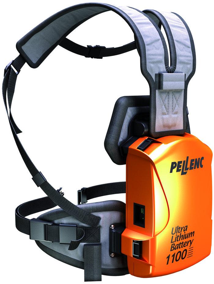 Akkus und Akkuzubehör:                     Pellenc - Ultra Lithium Battery 1100