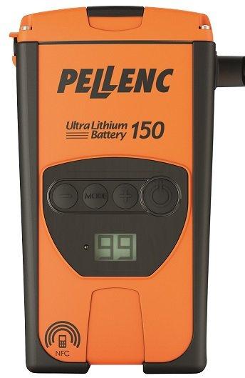 Akkus und Akkuzubehör:                     Pellenc - Ultra Lithium Battery 150