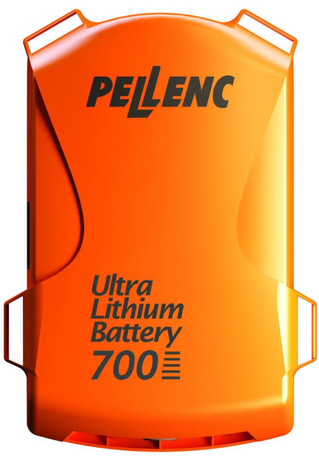 Akkus und Akkuzubehör:                     Pellenc - Ultra Lithium Battery 700
