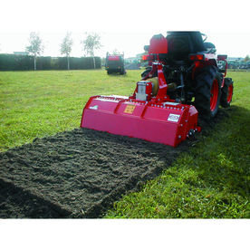 Bodenbearbeitungsmaschinen:                     Gartenland - Umkehrfräse Bodenumkehrfräse Flash 125 2148,00 €