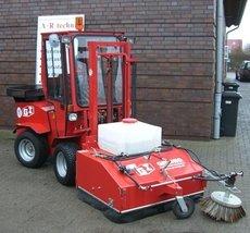 Kommunaltraktoren: Shibaura - Traktor Schlepper ST460