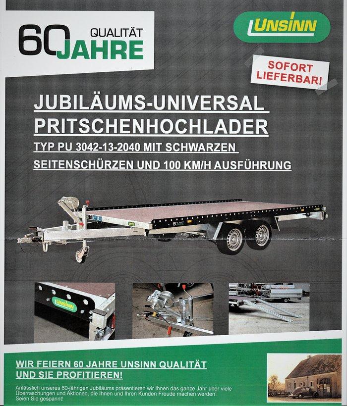 Angebote                                          Tandemhochlader:                     Unsinn - Universal Transporter PU3042-13-2040 (Aktionsangebot!)