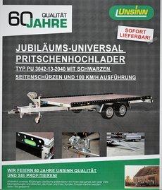 Tandemhochlader: Unsinn - Universal Transporter PU3042-13-2040