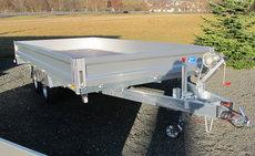 Tandemhochlader: Unsinn - Universaltransporter PU 3042-10-2040