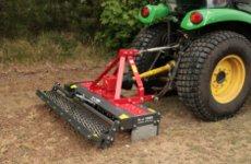 Bodenbearbeitungstechnik: VOSS - VOSS - WILDKRAUTEGGE