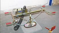 Mieten                                          Hebetechnik:                     Probst - VPE 12 elektro Sauggerät (mieten)