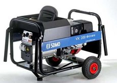 Stromerzeuger: SDMO - SH 6000
