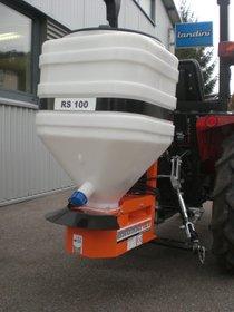 Gebrauchte  Quad-Zubehör: Winterdienst - Vario-Exakt RS 100 - Streuer (gebraucht)