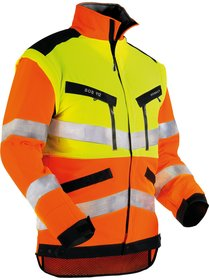 Warnjacken: 						Pfanner - Ventilation Warnjacke EN 20471