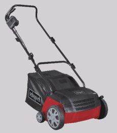 Vertikutierer: AL-KO - Combi Care 38 E Comfort inkl. Box