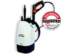 Kaltwasser-Hochdruckreiniger: Stihl - Vorjahresmodell** RE 116 K Messepreis*