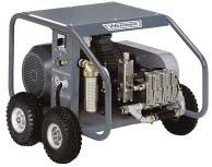 Kaltwasser-Hochdruckreiniger: Weidner - Washboy 132 CA