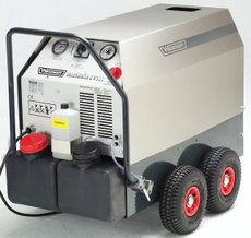 Heißwasser-Hochdruckreiniger: Weidner - Waschbär 203 KWPXT